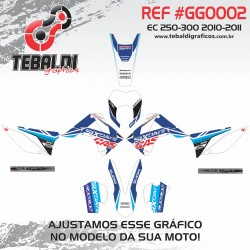 GASGAS EC 250 2010-2011 - EC 300 2010-2011