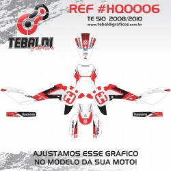 Husqvarna TE 510 2008-2010