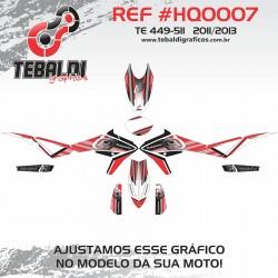Husqvarna TE 449-511 2011-2013