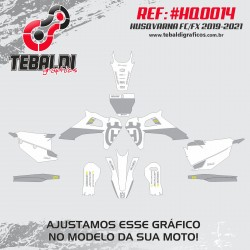Husqvarna FC/FX 125-450 2019-2021