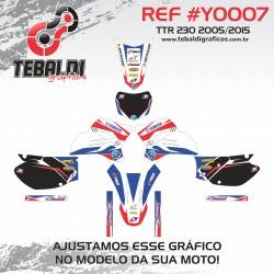 Yamaha TTR 230 2005-2015
