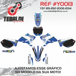 Yamaha YZ 125-250 2002-2014