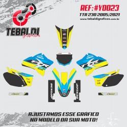 Yamaha TTR 230 2005-2021