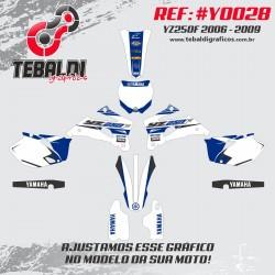 Yamaha YZF 250 2006-2009