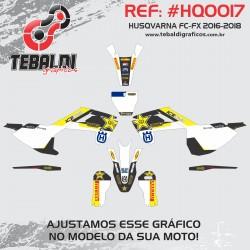 Husqvarna FC/FX 125-450 2016-2018