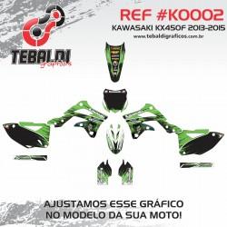 Kawasaki KX450F 2013-2015