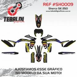 Sherco SE 250-300 2013-2016