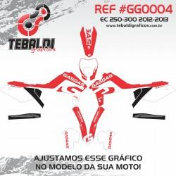 GASGAS EC 250 2012-2013 - EC 300 2012-2013