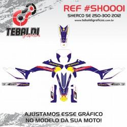 Sherco SE 250-300 2012