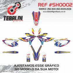 Sherco 250-300-450 2009-2011