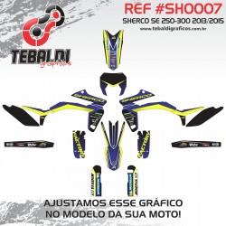 Sherco SE 250-300 2013-2015