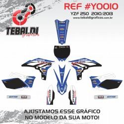 Yamaha YZF 250 2010-2013