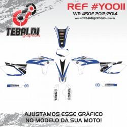 Yamaha  WR 450F 2012-2014