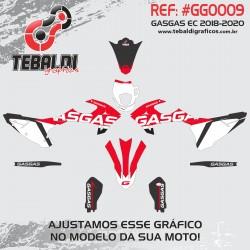 GASGAS EC 250 2018-2020 - EC 300 2018-2020