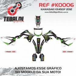Kawasaki KX450F 2012