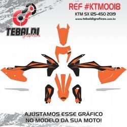 KTM EXC XCW 125-500 2017-2019